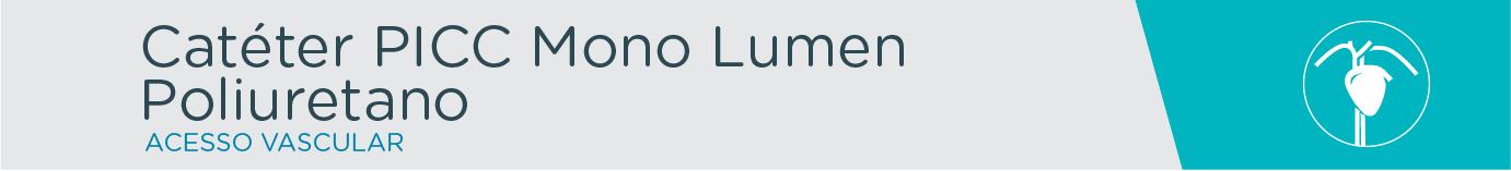 Cateter-PICC-mono-Lumen-Poliuretano